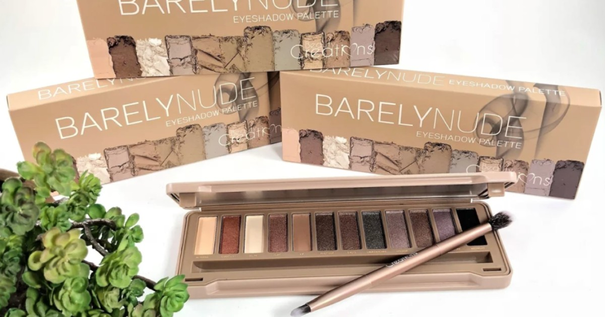 Nude Eyeshadow Pallet ONLY $11.99 (Reg $33) at Jane