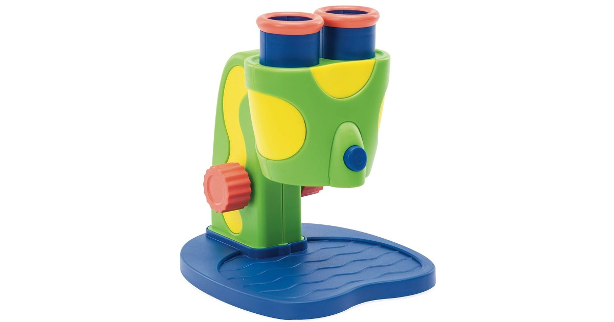 GeoSafari Jr. My First Microscope ONLY $11.29 (Reg. $22)