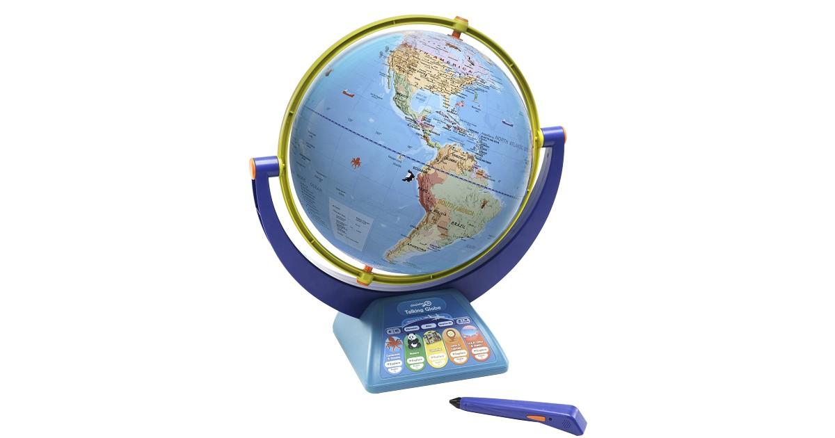 Educational Insights GeoSafari Jr. Talking Globe $67 (Reg. $135)