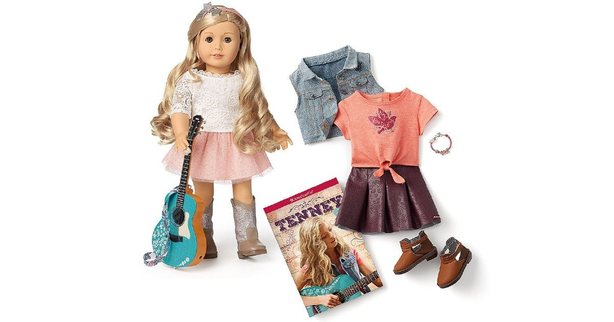 American Girl Starting at $12.99 on Zulily
