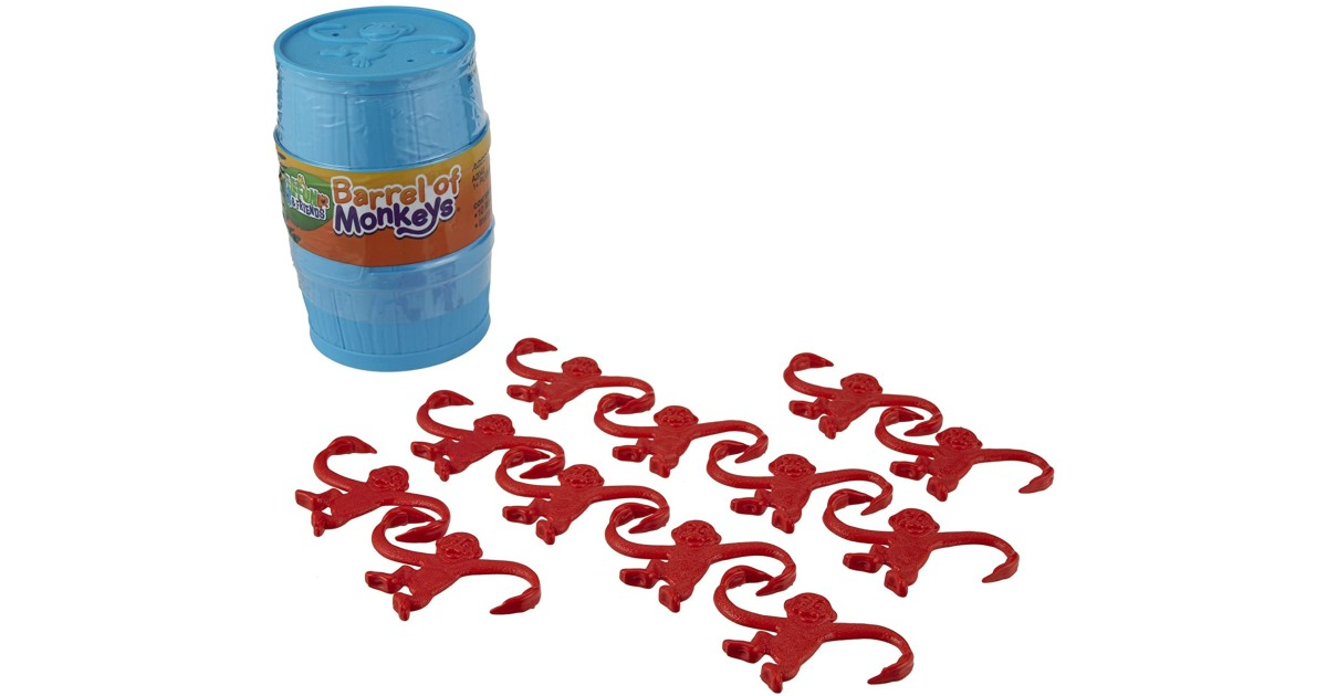 Barrel of Monkeys Game ONLY $4.97 (Reg. $10)