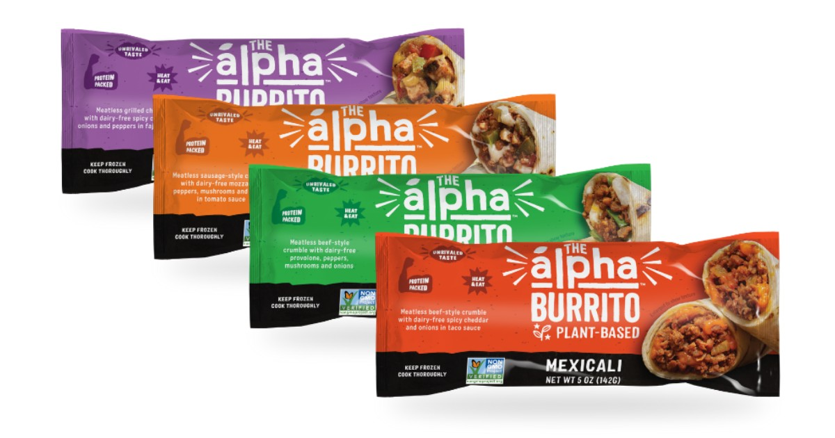 FREE Alpha Burrito at Walmart