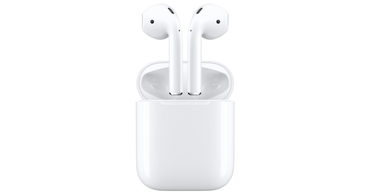 Apple AirPods with Charging Case ONLY $129.99 at Best Buy