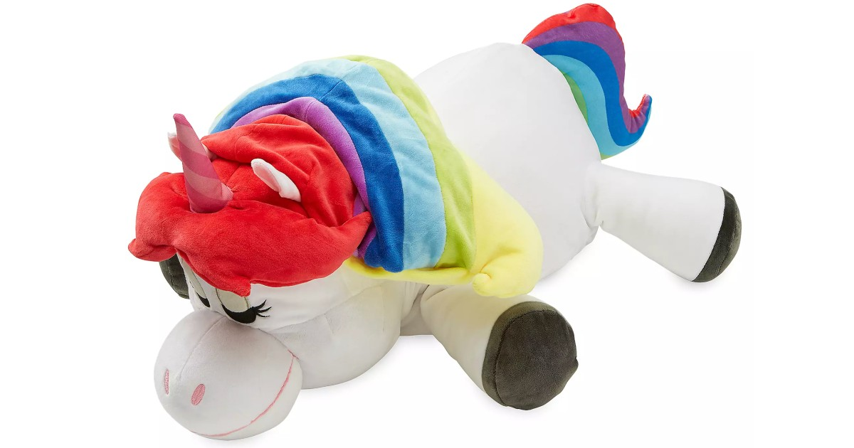 Rainbow Unicorn Cuddleez Plush...