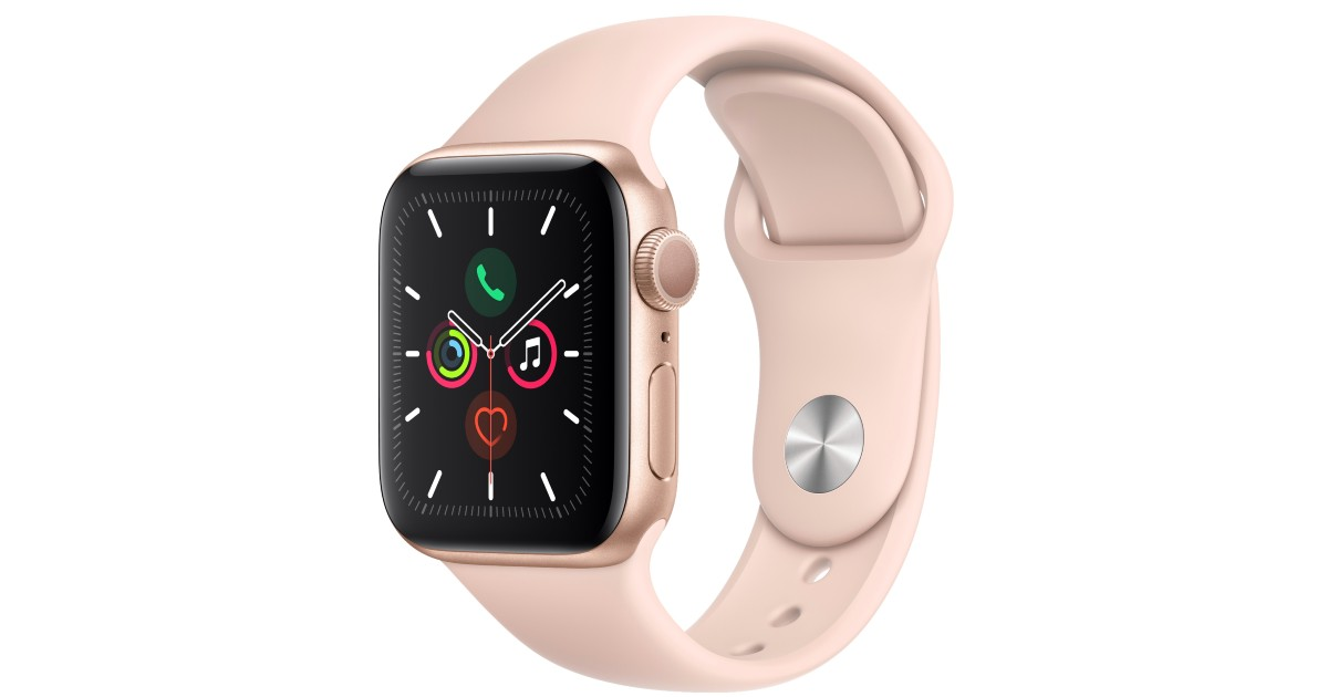 Apple Watch Series 5 GPS ONLY.