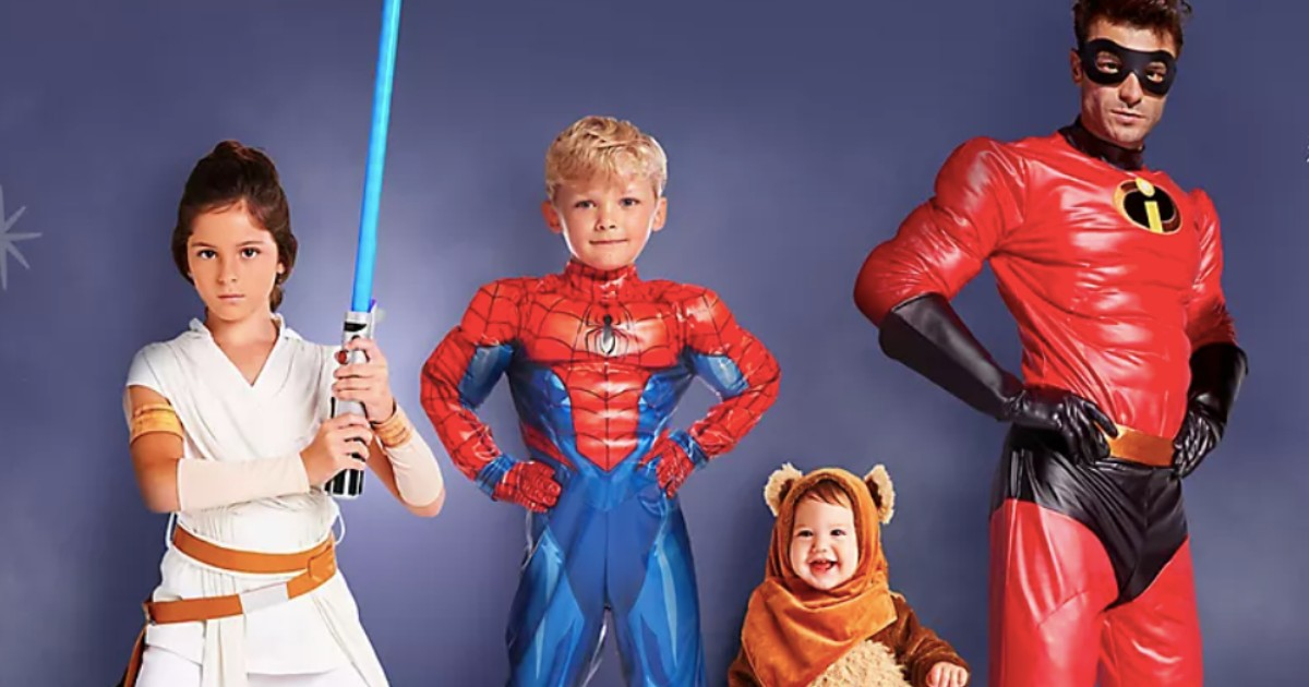 30% Off Costumes and Accessories at ShopDisney