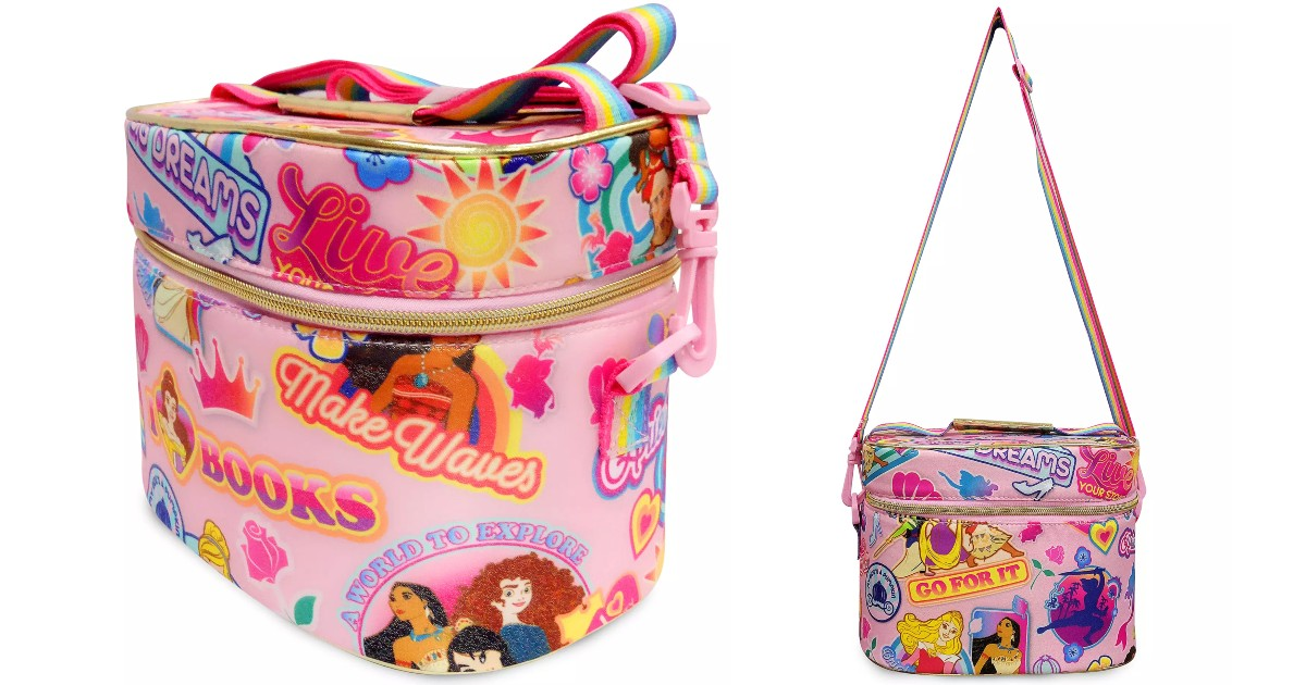 Disney Princess Lunch Tote ONLY $4.98 (Reg $17) | Back to School