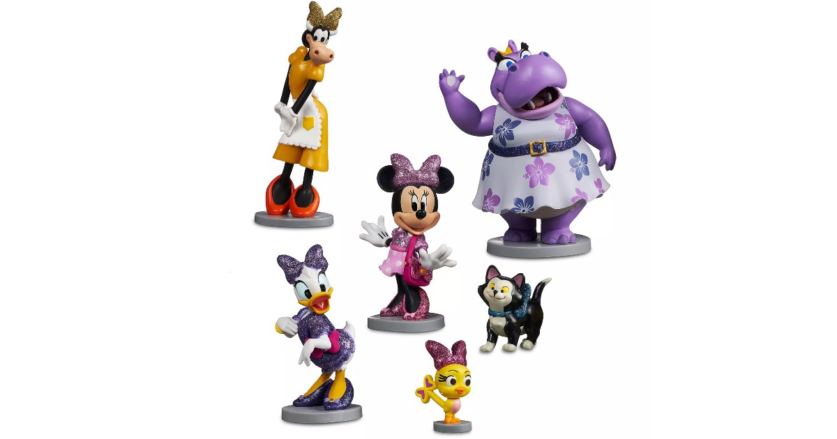 Minnie Mouse Happy Helpers Figure Play Set ONLY $5.99 (Reg $15)