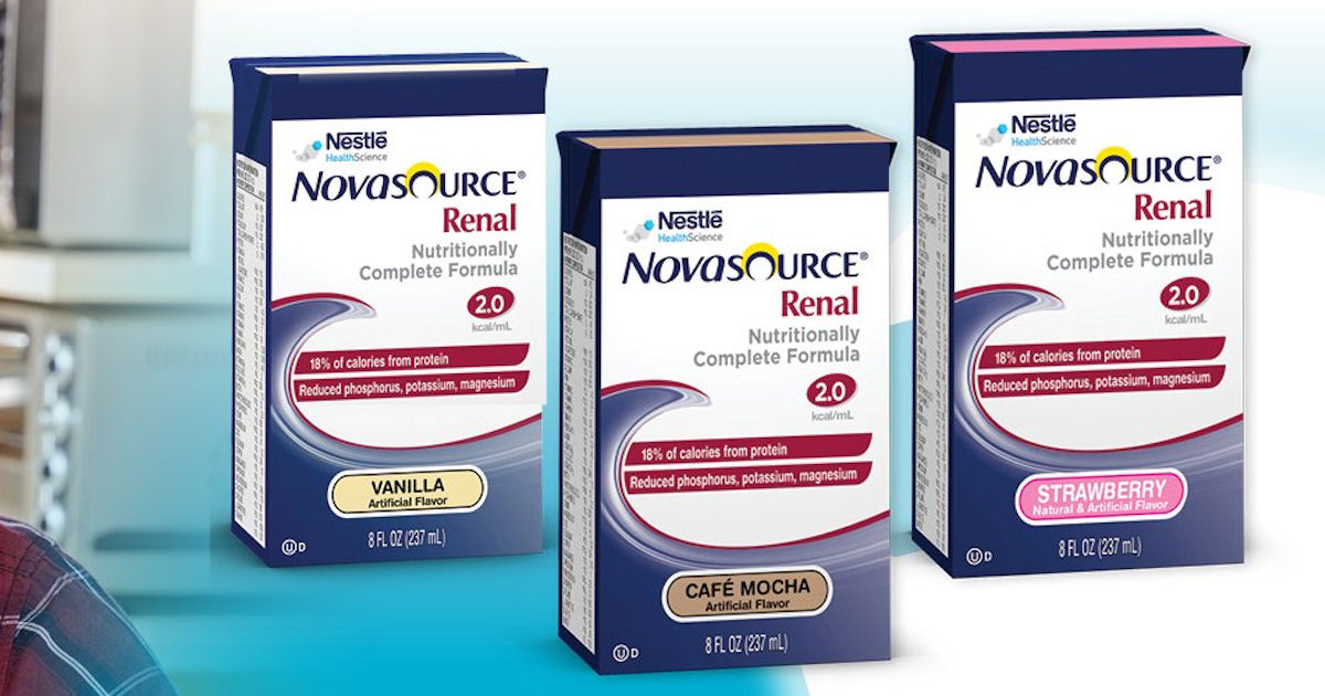 FREE Sample of NovaSource Renal Supplements