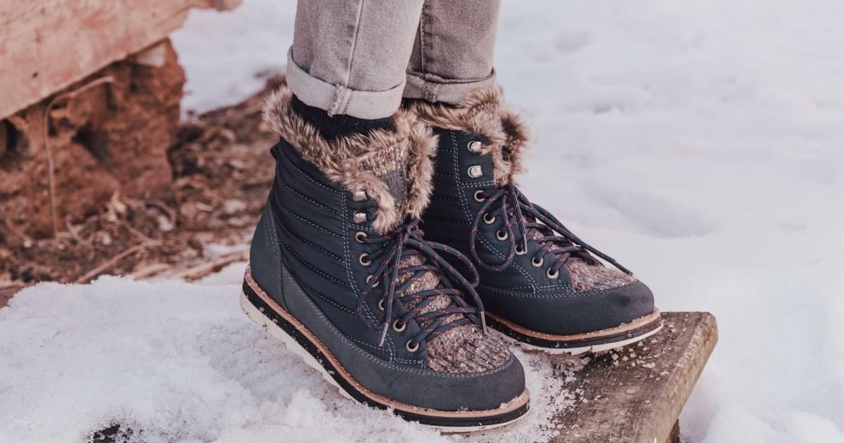 MUK LUKS Women's Sigrid Boots ONLY $59.99 (Reg. $120)