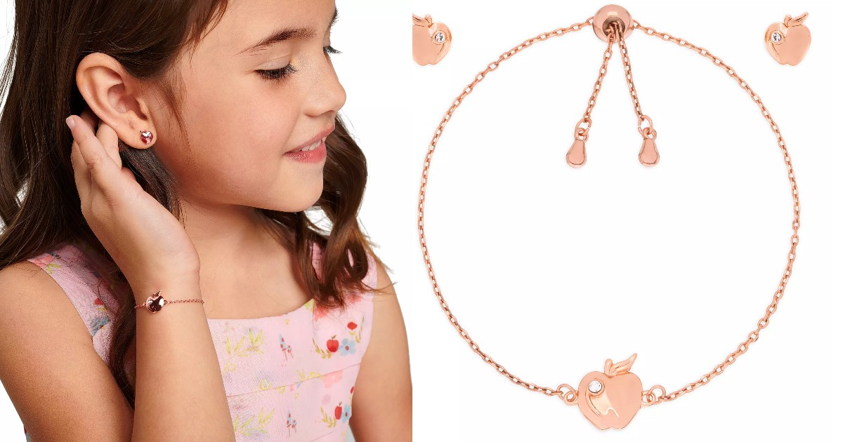 Snow White Jewelry Set ONLY $9.99 (Reg $25)