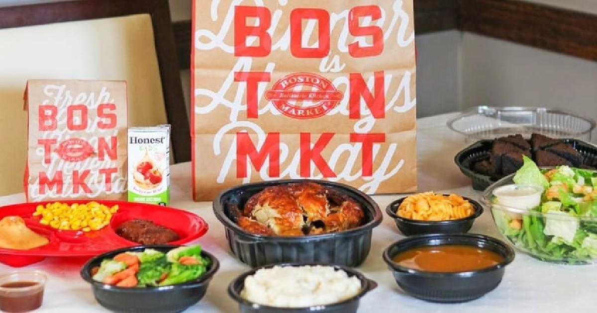 boston market meal free new coupon