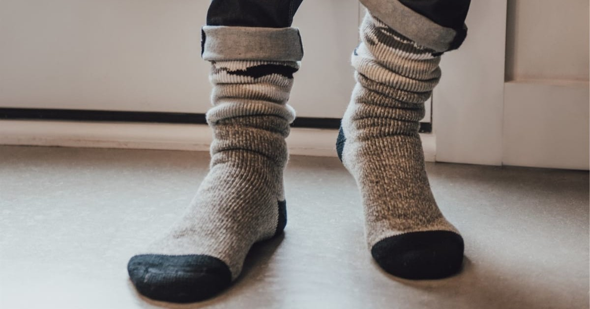 MUK LUKS Thermal Heat Retainer Socks ONLY $ (Reg. $)