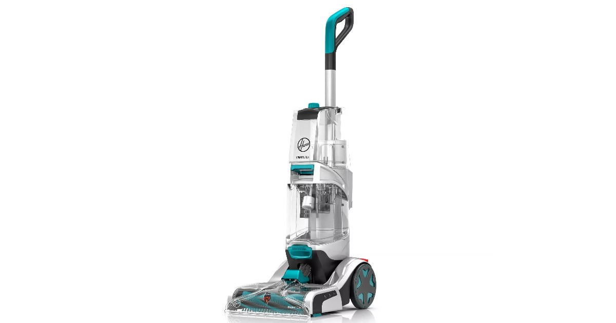 Save 56% on Hoover SmartWash Automatic Carpet Cleaner at Target