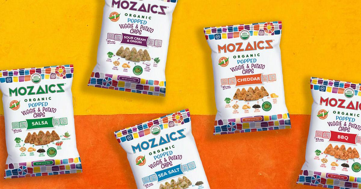 FREE Bag of Mozaics Organic Po...
