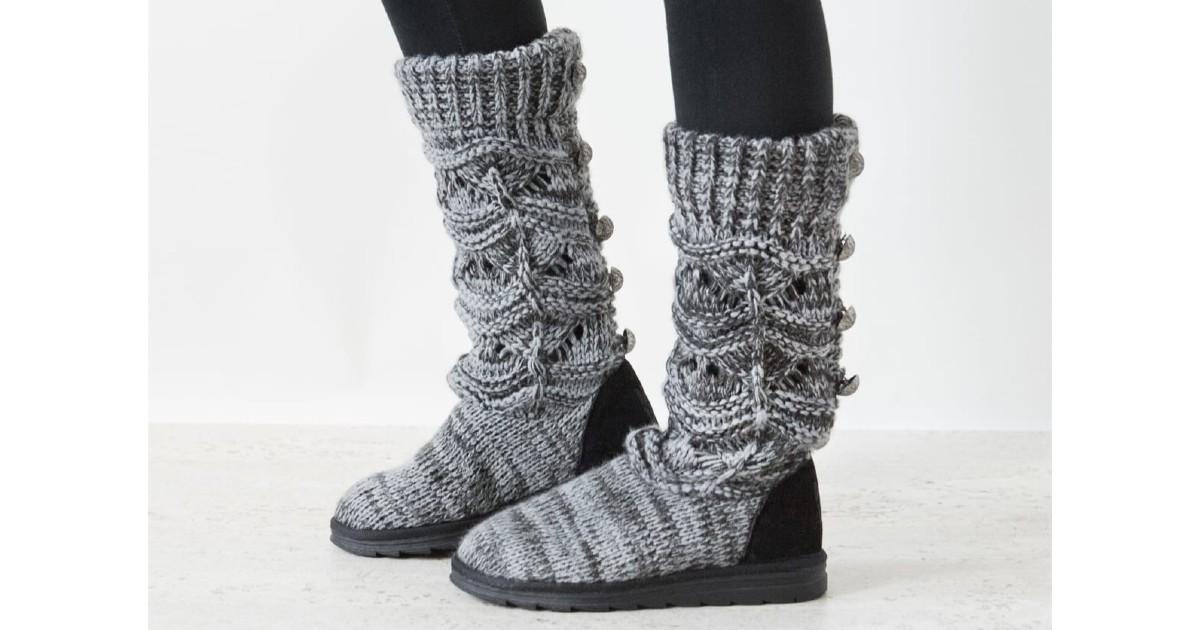 MUK LUKS Jamie Boots