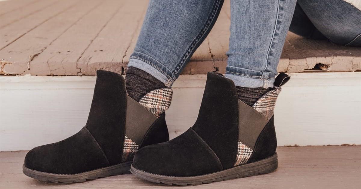 MUK LUKS Women's Mila Boots