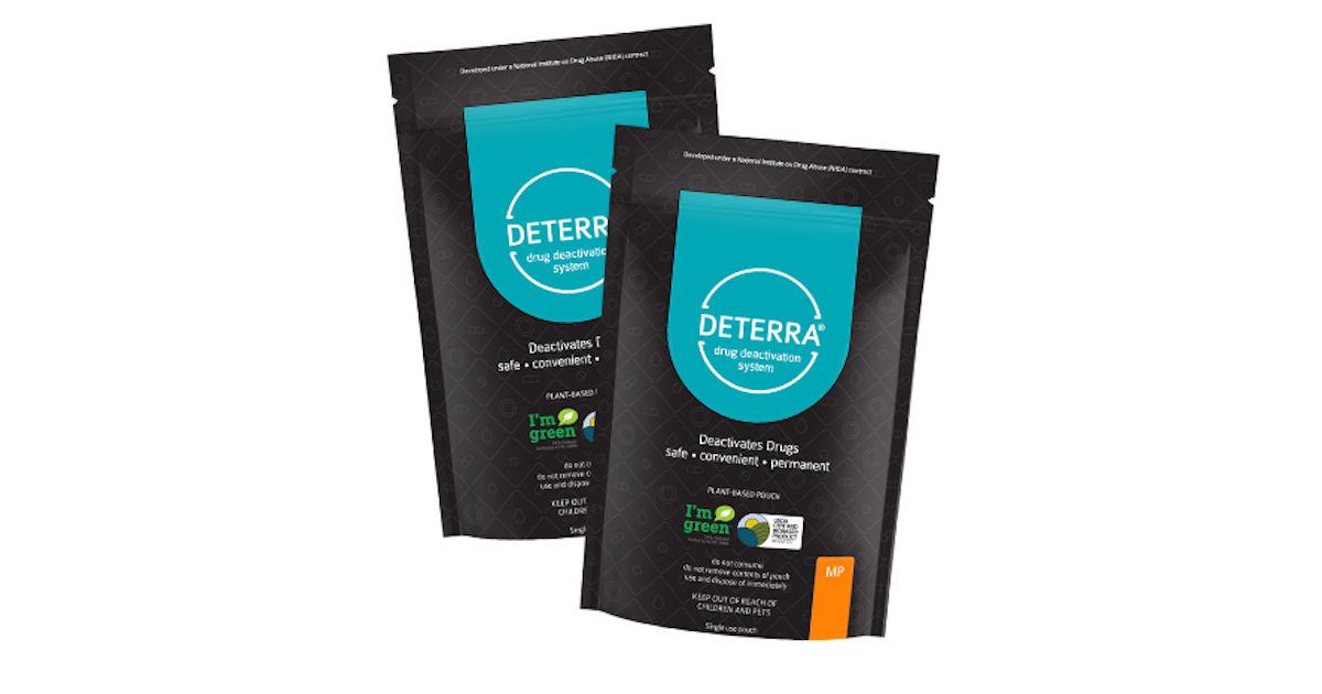 FREE Deterra Drug Deactivation...
