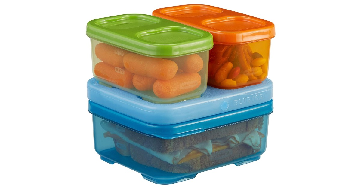 Rubbermaid LunchBlox Kids Lunch Box ONLY $7.00 (Reg. $28)