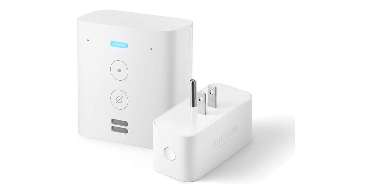 Echo Flex with Amazon Smart Plug ONLY $14.99 (Reg. $50)
