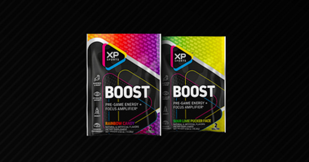 FREE Sample of XP Sports Boost...
