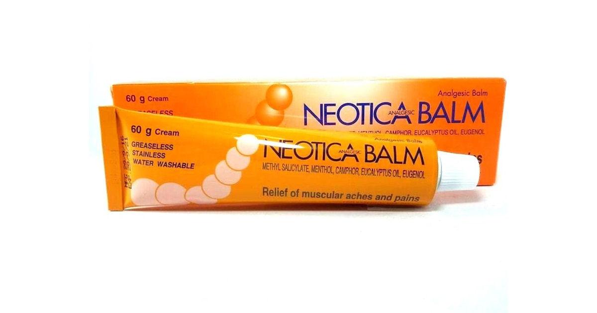 FREE Sample of Neotica Creme