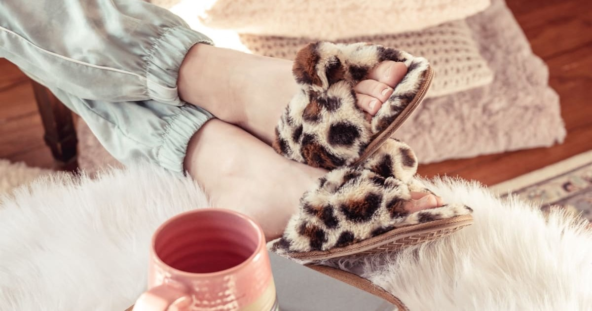 MUK LUKS Women's Bardot Slide Slippers
