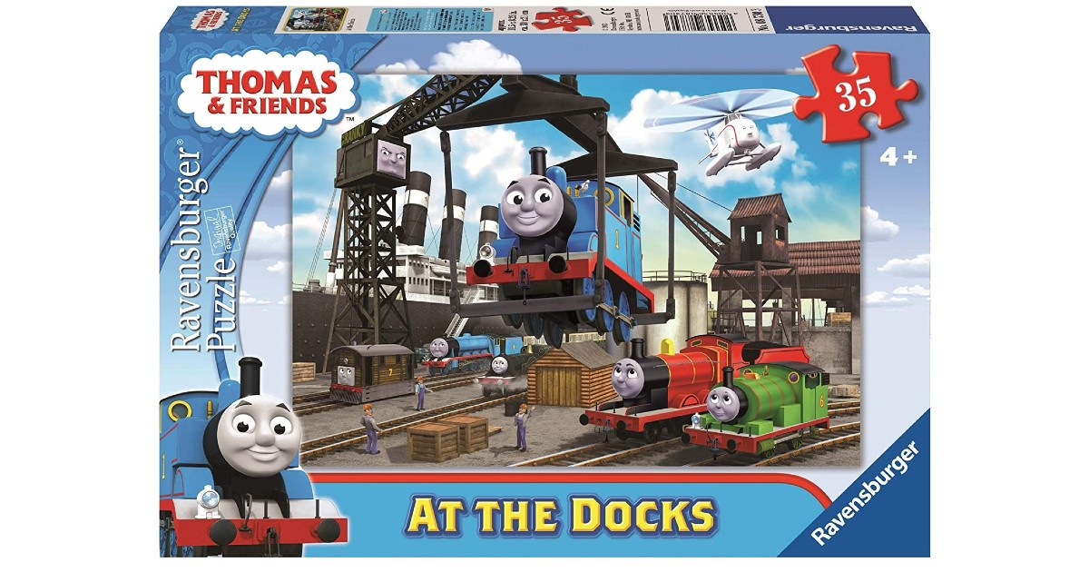 Ravensburger Thomas & Friends 35-Piece ONLY $6.79 (Reg $12)