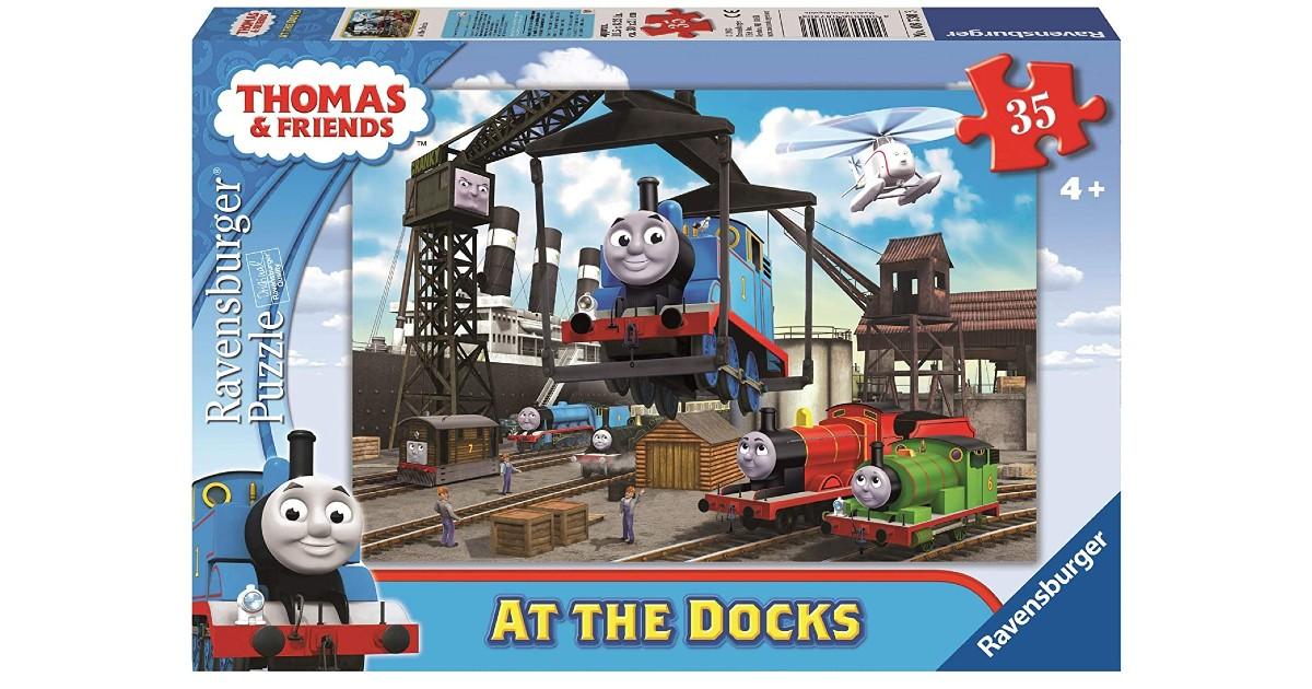 Ravensburger Thomas & Friends 35-Piece ONLY $6.79 (Reg $12)