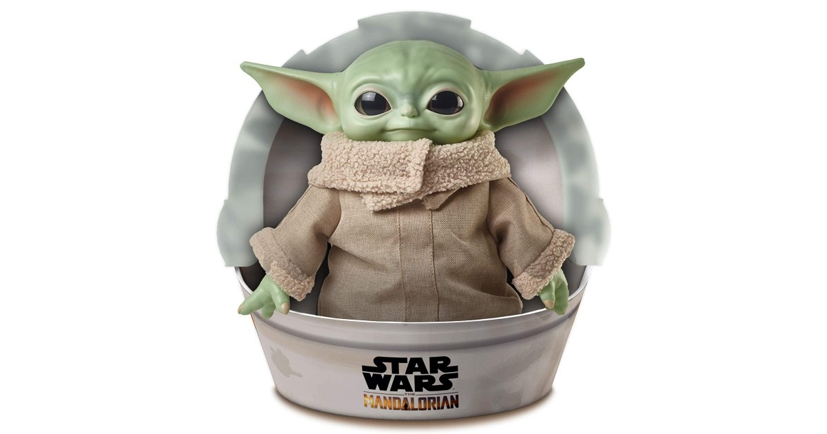 Mattel Star Wars The Child Plush Toy on Amazon