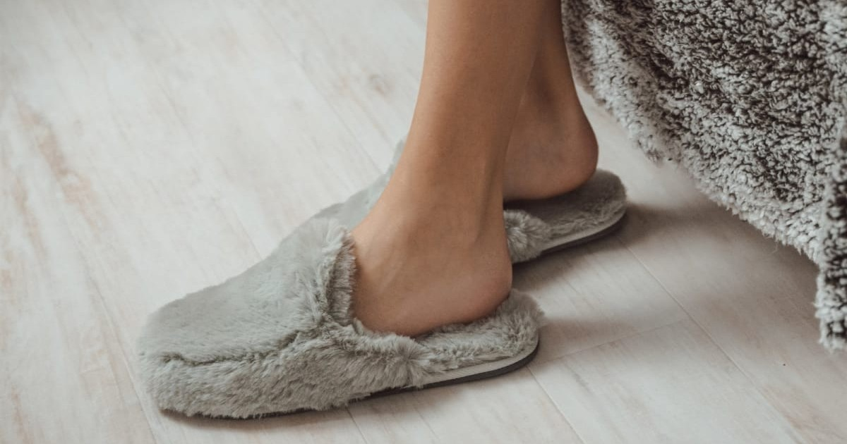 MUK LUKS Women's Capucine Slide Slippers ONLY $18.99 (Reg. $32)
