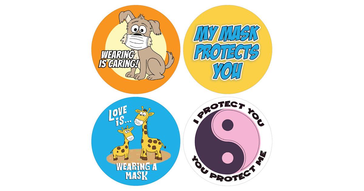 FREE Evermine Masks Sticker Pa...