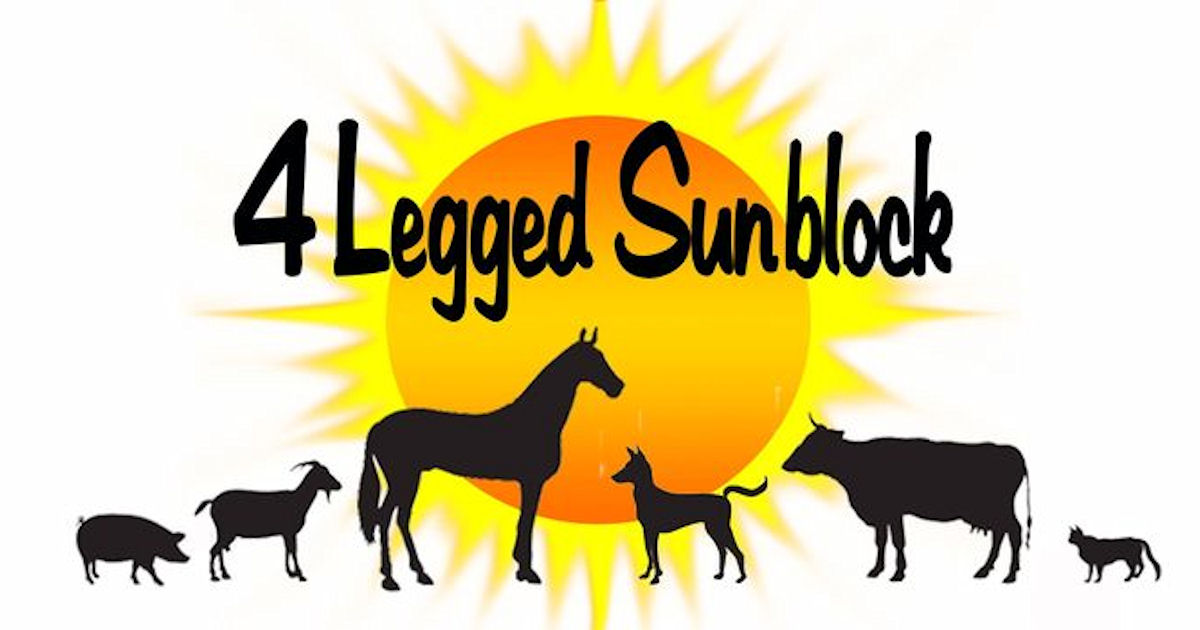 FREE Sample of 4 Legged Sunblo...