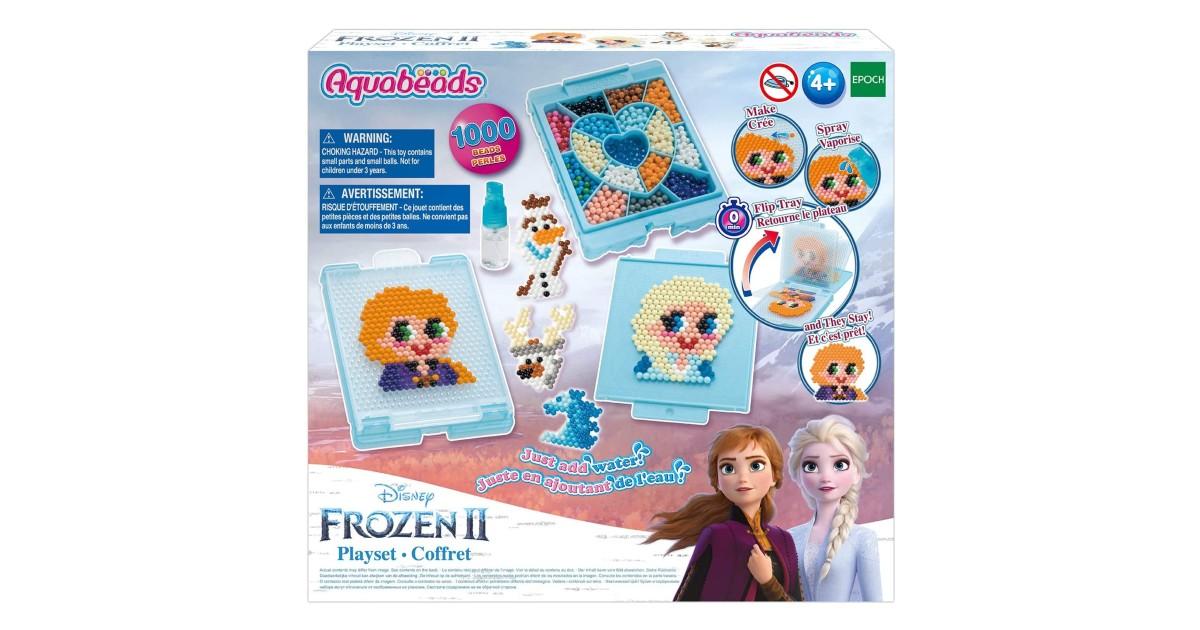 Aquabeads Disney Frozen 2 Playset ONLY $11.30 (Reg. $25)