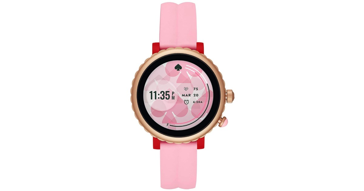 Kate Spade Smartwatch ONLY $99 Shipped (Reg $278)