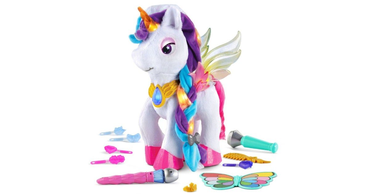 VTech Myla The Magical Unicorn ONLY $29.99 (Reg. $60)