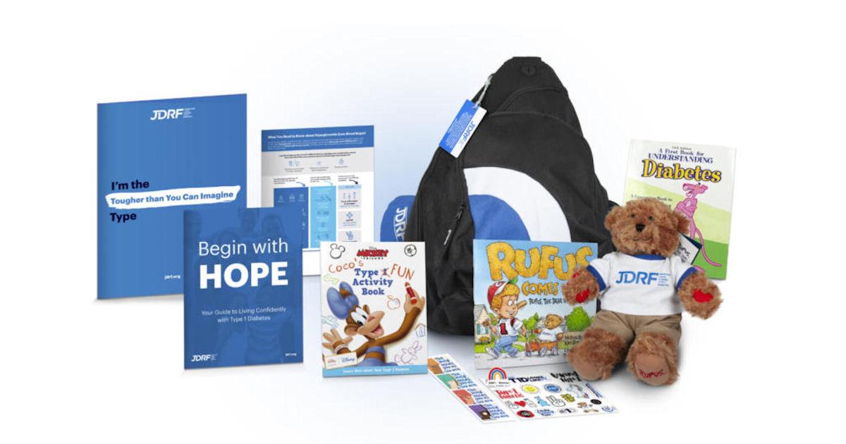 FREE JDRF Bag of Hope