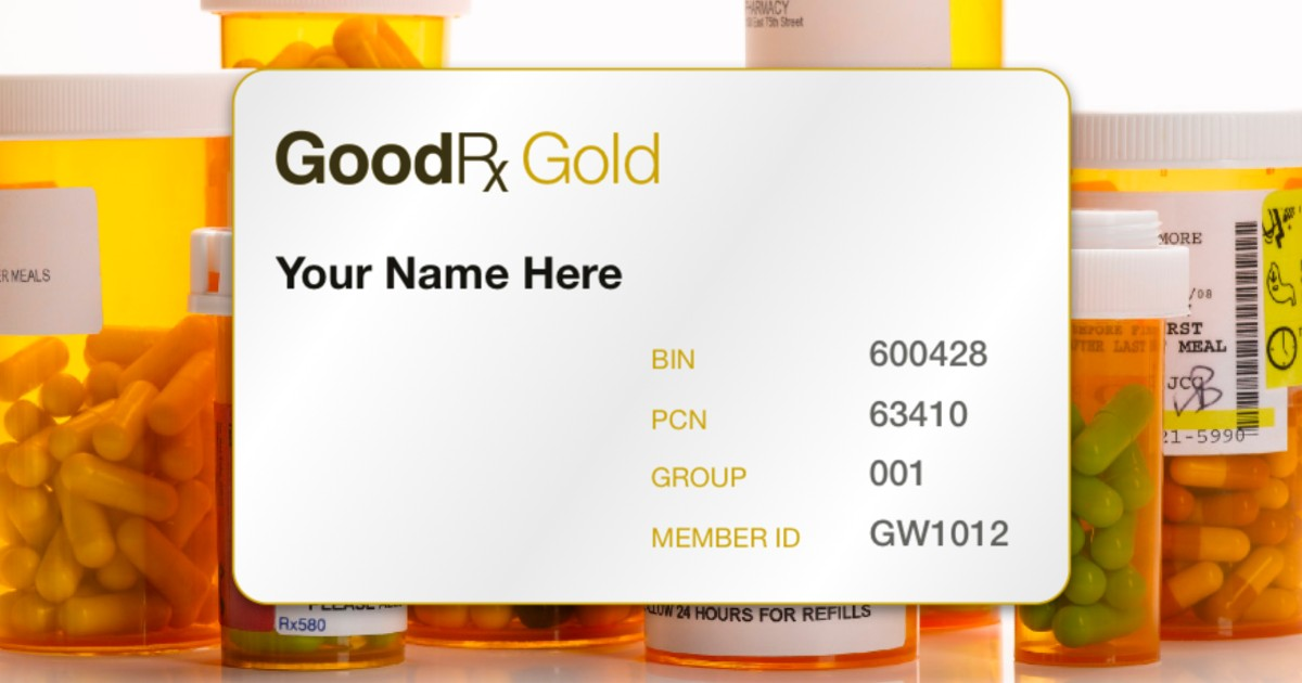 GoodRx Gold FREE 30 day Trial