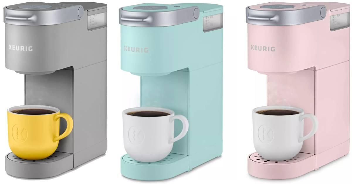 Keurig K-Mini Single-Serve K-Cup Pod Coffee Maker ONLY $49.99