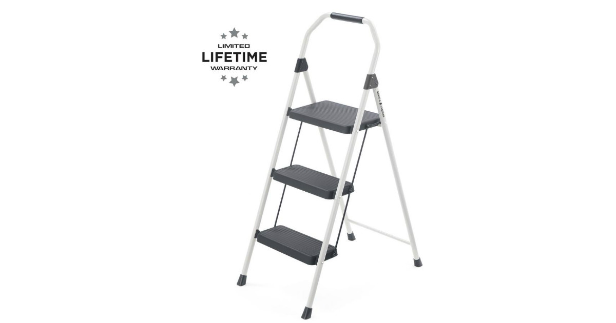 Step Stool Ladder $9.88 (Reg $...