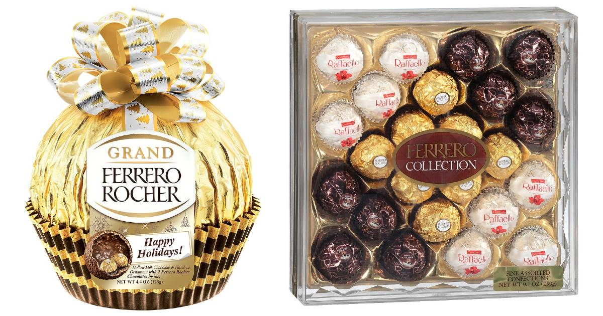 50% off Ferrero Rocher Gifts - as Low as $2.50 at Walgreens