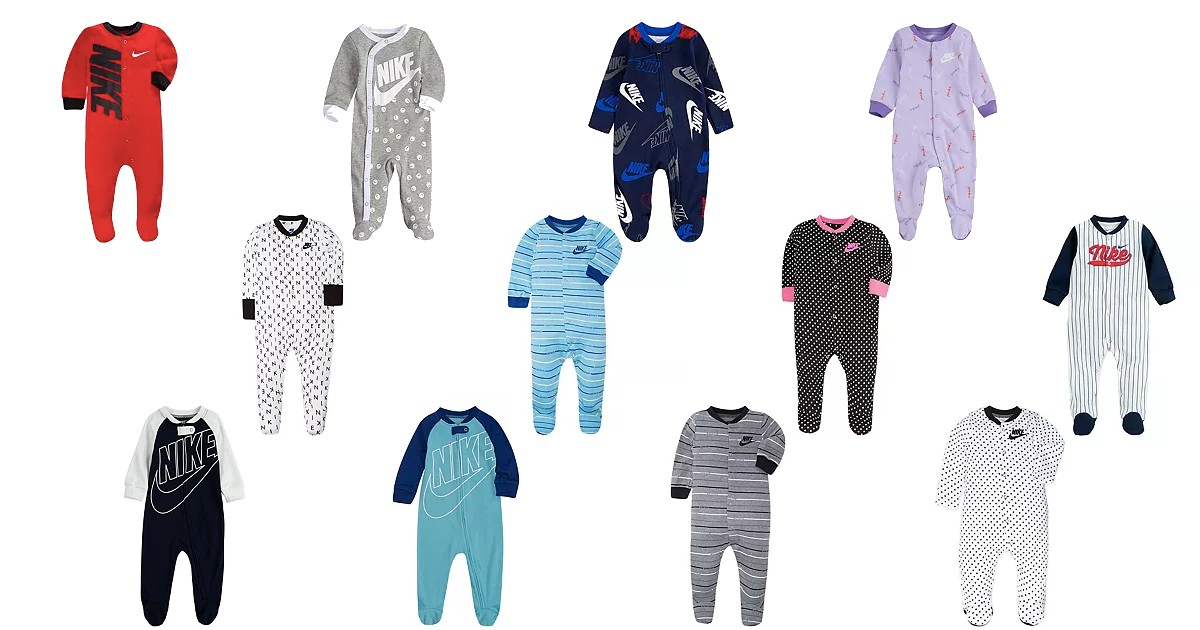 Baby Nike Sleep & Play ONLY $8.99 (Reg. $19)