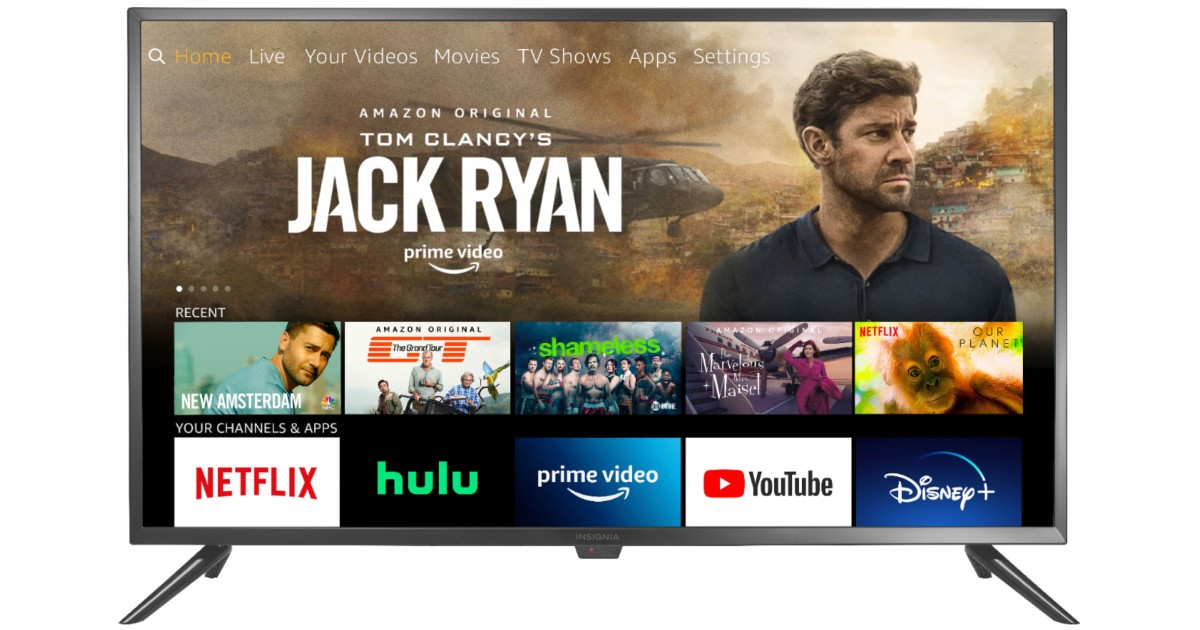 Insignia Smart Fire TV at Best Buy