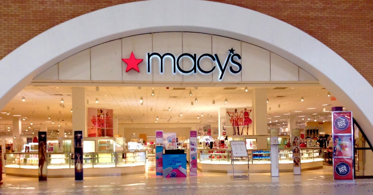 $10 off $25 Purchase at Macy's