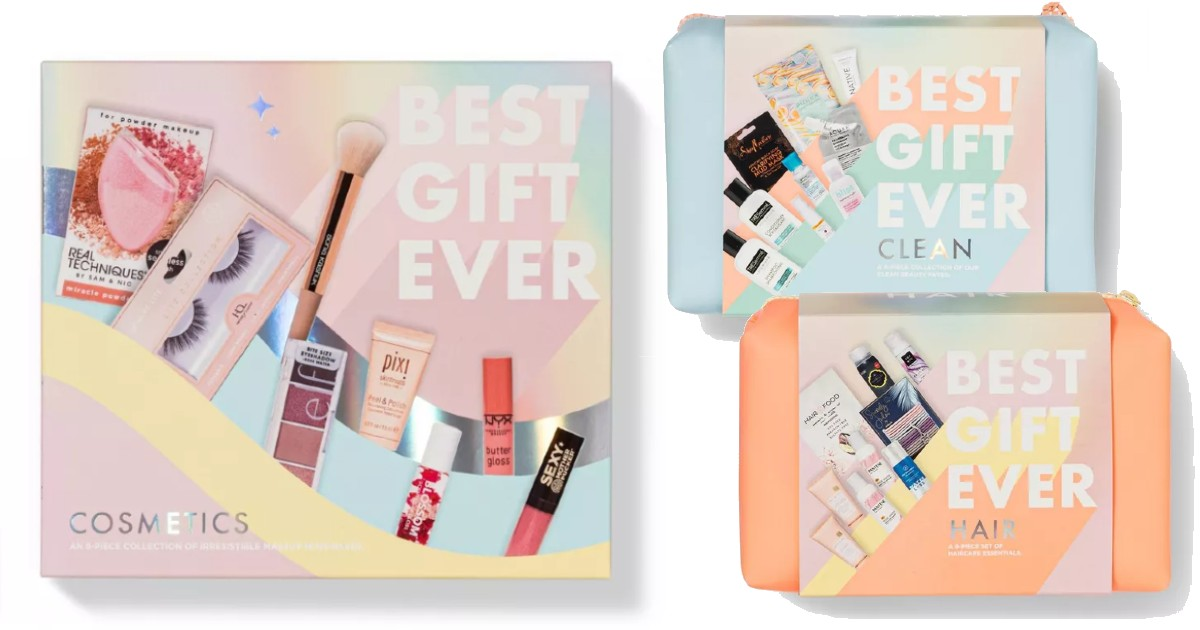 Save an Extra 30% on Target Beauty Boxes Today Only