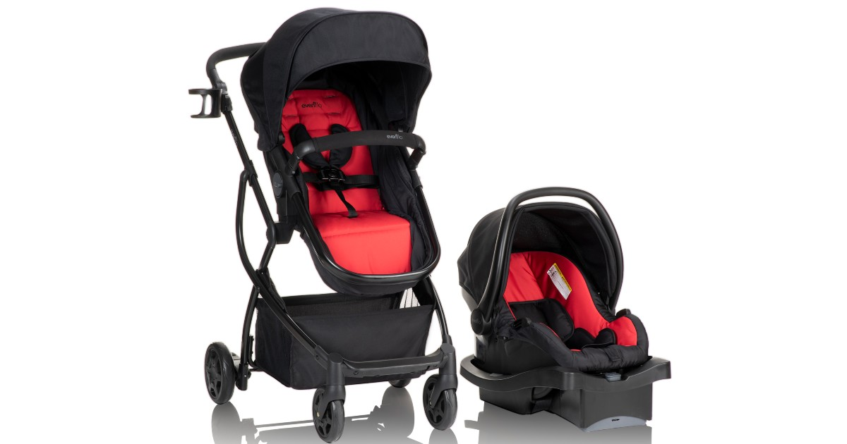 Evenflo Travel System Only 99 99 Shipped At Walmart Reg 200 Daily Deals Coupons