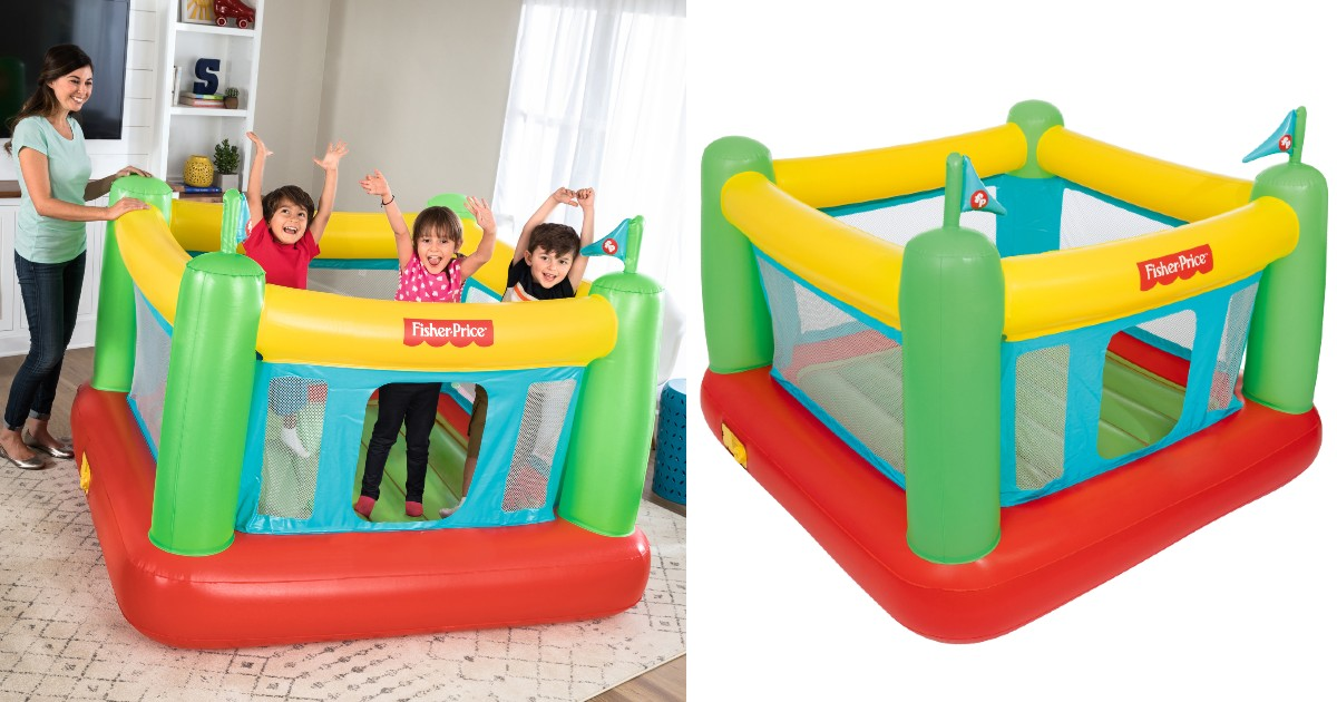 Fisher-Price Bounce House ONLY...