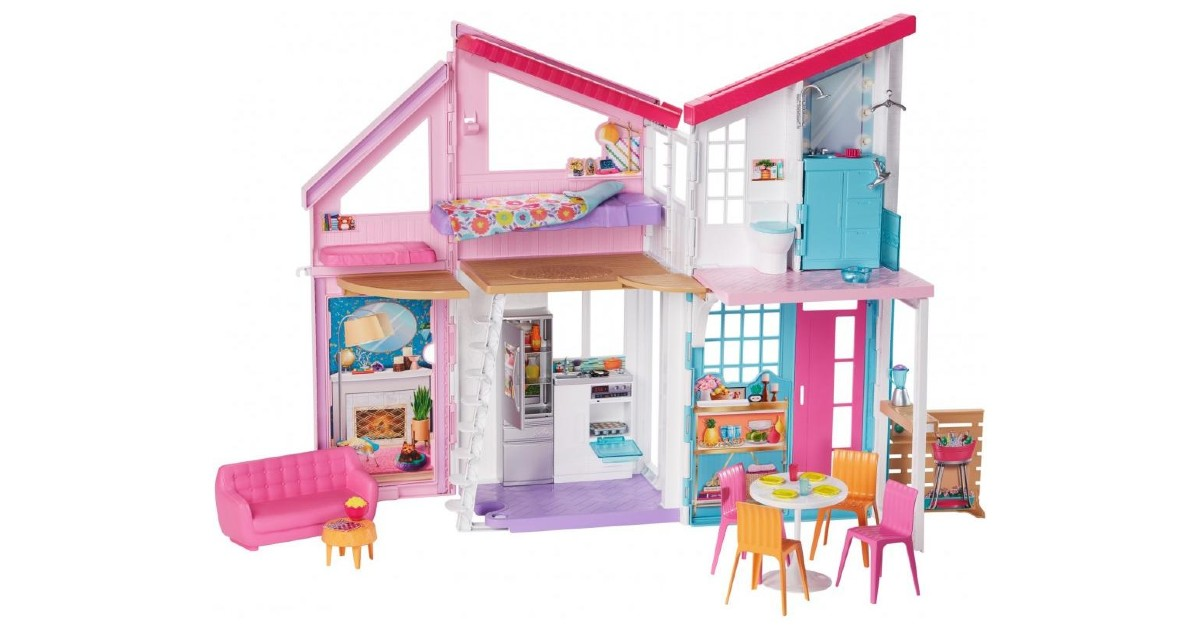 Barbie Estate Malibu House Playset ONLY $49 (Reg. $100)