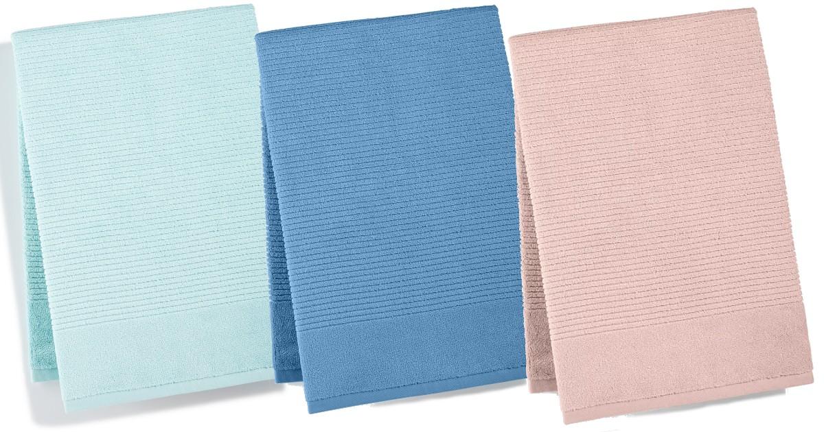 Martha Stewart Bath Towels ONLY $4.80 at Macy's (Reg $16)