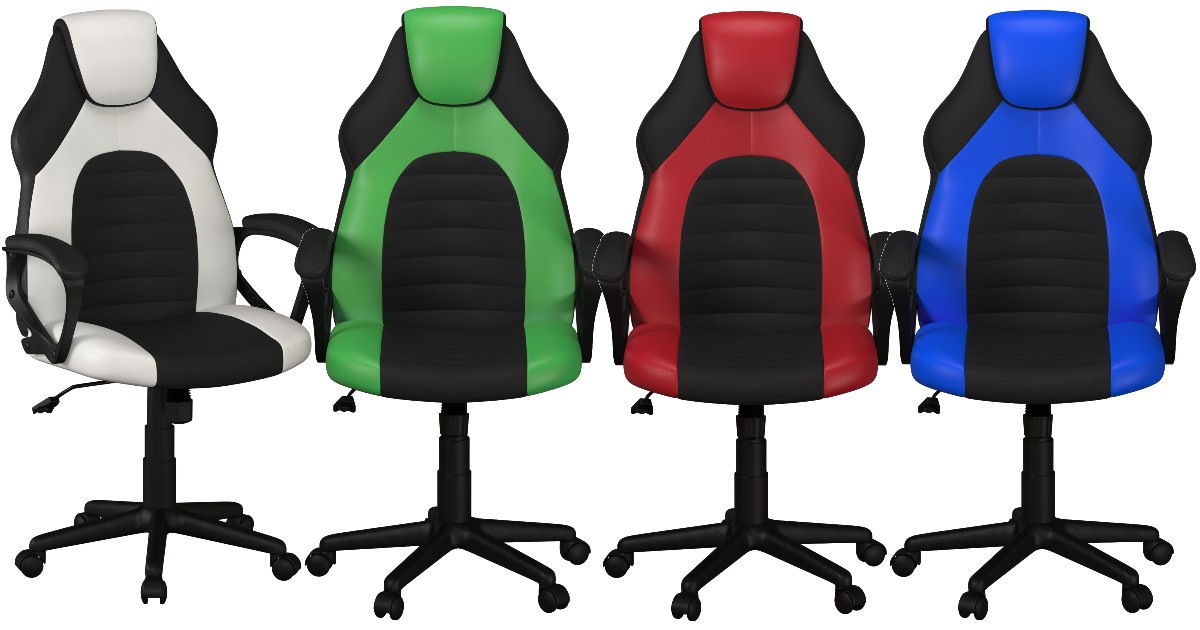 Gaming Office Chair ONLY $69 Shipped at Walmart (Reg $131)